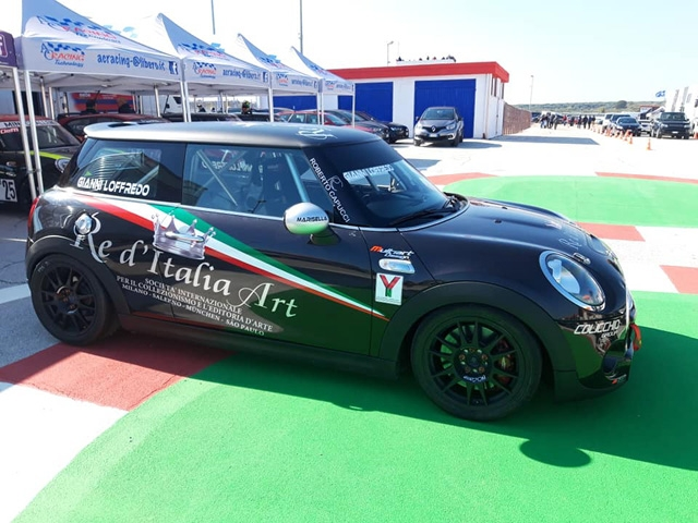 Loffredo e Re D'Italia Art al via nel CIVM 2019