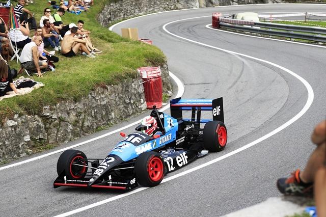Aralla torna in pari con il 49° Trofeo Vallecamonica e domina tra le storiche