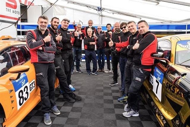Primi punti per Villorba Corse all'esordio nella Le Mans Cup