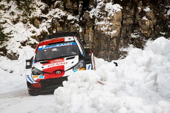 Il francese raccoglie la 50esima vittoria WRC mentre Evans finisce secondo con Neuville terzo.