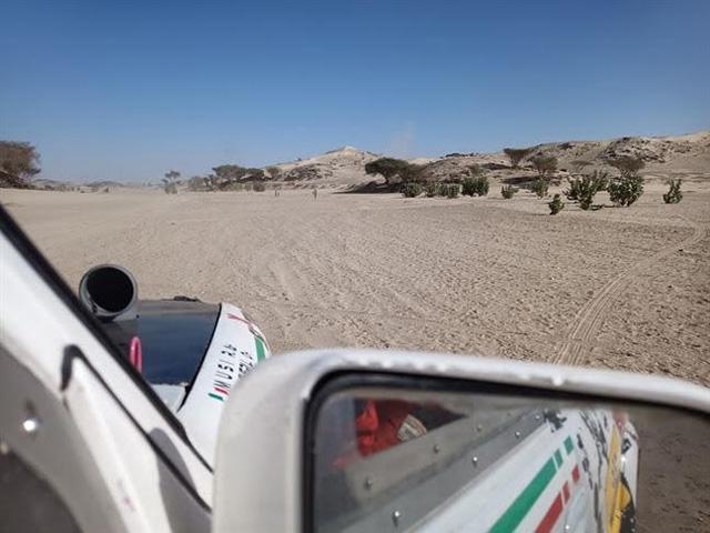 Ottimo inizio per la Squadra Corse Angelo Caffi alla Dakar Classic