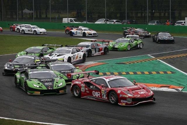 GT e Turismo in pista a Monza nel weekend di ACI Sport