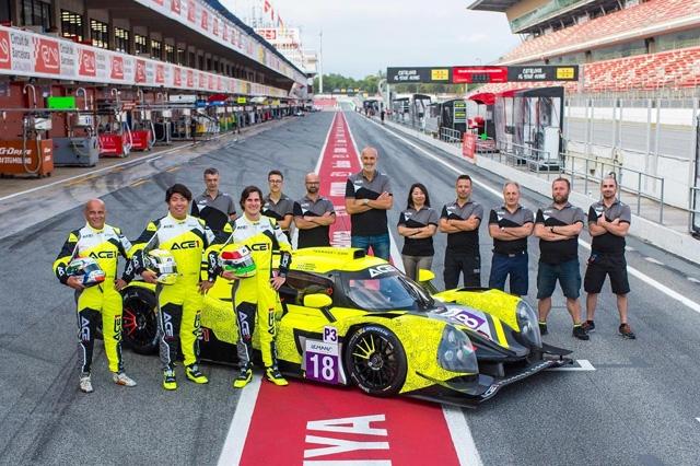 ACE1 Villorba Corse allaccia le cinture per l'esordio in Cina