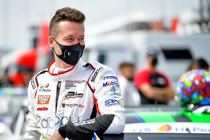 Fenici miete esperienza a Misano all'esordio in Carrera Cup