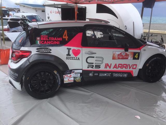 Il 20° Rallye dei Nebrodi parte con 77 equipaggi