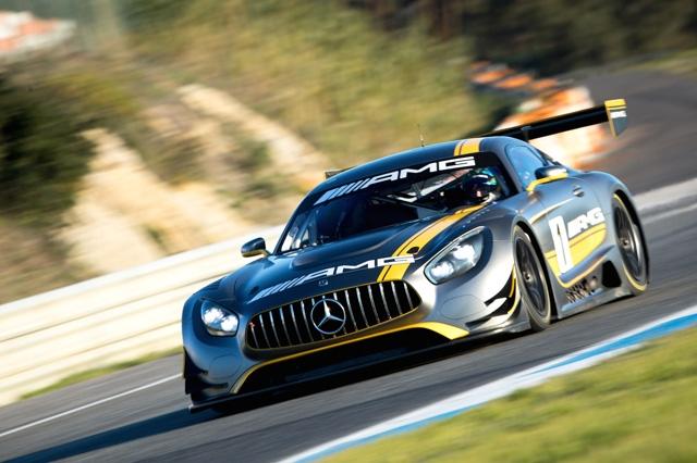 Villorba Corse con Mercedes-AMG nelle competizioni GT 2019