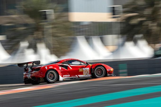 Rovera a podio con la Ferrari in Asian Le Mans Series, ora il Fia Wec