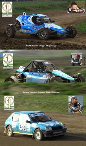 HP Sport RRT si laurea Campione Italiano Velocità su Terra A Davide Casarin il titolo assoluto