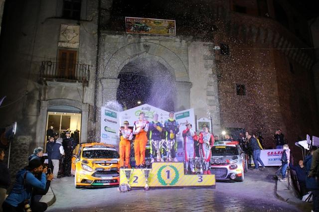RINVIATO IL RALLY IL CIOCCO E VALLE DEL SERCHIO, GARA VALIDA PER IL CAMPIONATO ITALIANO RALLY