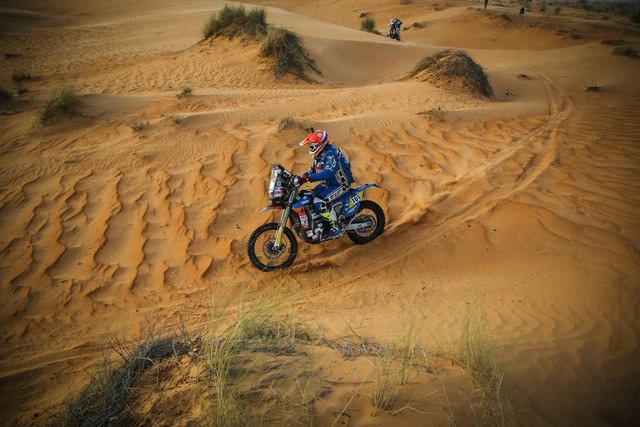 Alex Botturi vince la Africa Eco Race