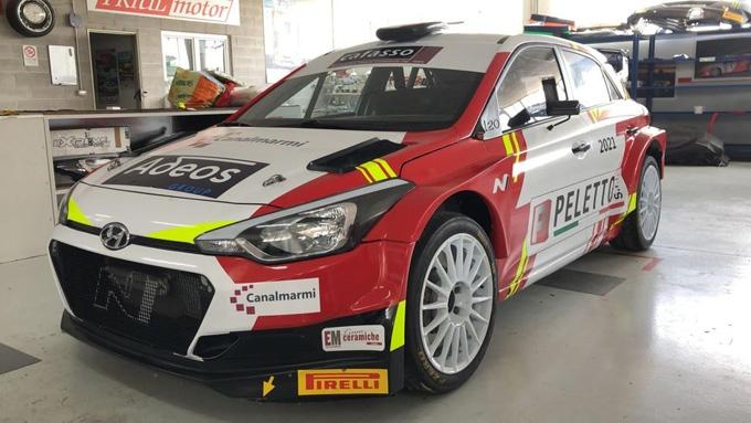 Al Rally di Alba Stefano Peletto e Massimo Barrera in cerca di riscatto