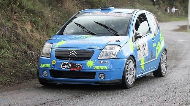 Al Tindari Rally (ME) sfida in classe R2B per Simone Calisto–Antonio  Marino, al via con i colori della Motorsport Scorrano