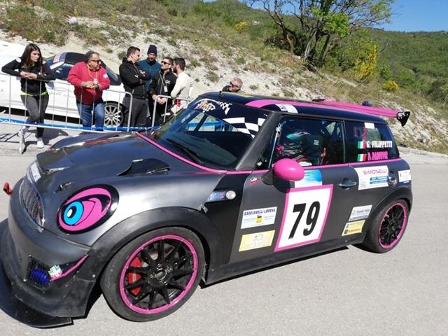 Paola Pascucci è la vincitrice del Tivm nord di classe E1-ITA 1600 Turbo