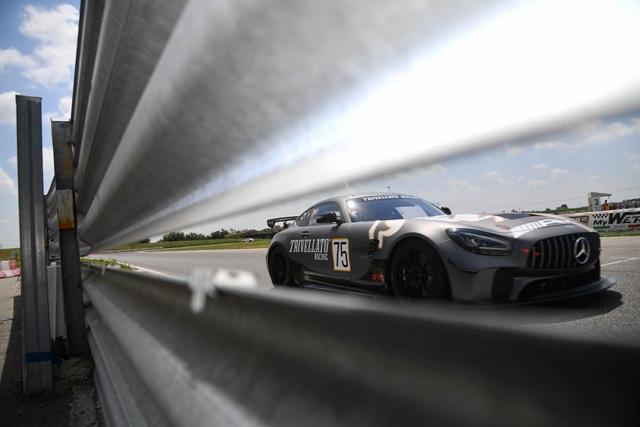Villorba Corse e Trivellato insieme nel racing con il marchio Mercedes-AMG