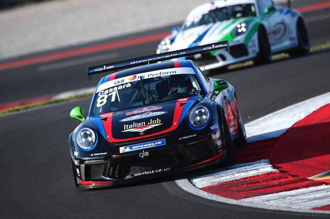 Raptor Engineering alla resa dei conti a Monza in Carrera Cup Italia