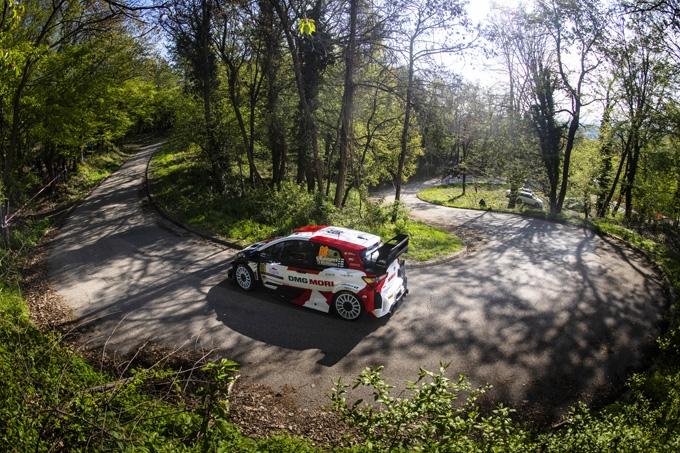 La Croazia esordisce mentre Rovanperä riporta il WRC sull'asfalto