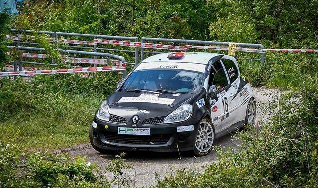 HP SPORT Rally Team schiera ben nove equipaggi al Rally di PICO risultando il team più numeroso