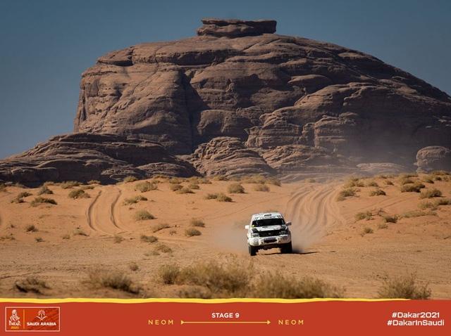 Il sogno continua: Carcheri e Musi salgono al sesto posto della Dakar Classic