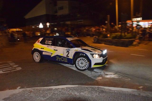 Il Rally del Tirreno parte dalle tre cifre