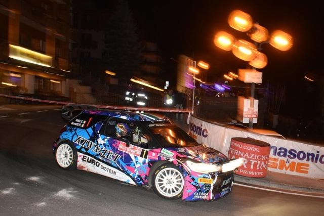 SIMONE MIELE SECONDO NEL CAMPIONATO WRC
