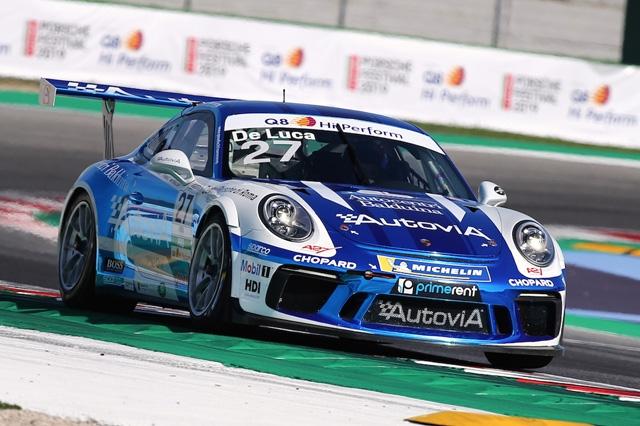 AB Racing rinforza la linea verde nella Carrera Cup Italia a Monza