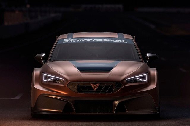Elite Motorsport schiera la nuova CUPRA LEON nel TCR