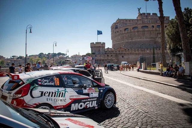 Il Rally Roma Capitale parte da un team di 322 milioni di spettatori