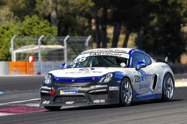 Fenici stupisce a Le Castellet su Porsche all'esordio nel motorsport