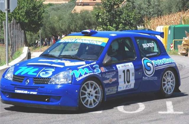 Rally Monte San Giovanni Campano C.S 4