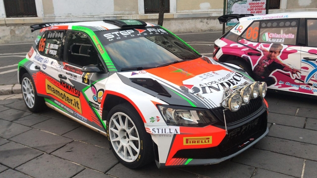 """Bartolomeo Solitro pronto alla """"ripartenza""""  Confermato il programma Coppa Rally di 7a zona"""