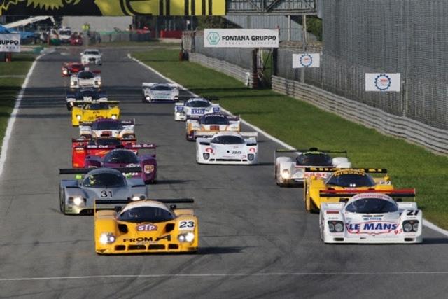 Monza Historic, le auto del passato tornano in pista all'Autodromo Nazionale Monza