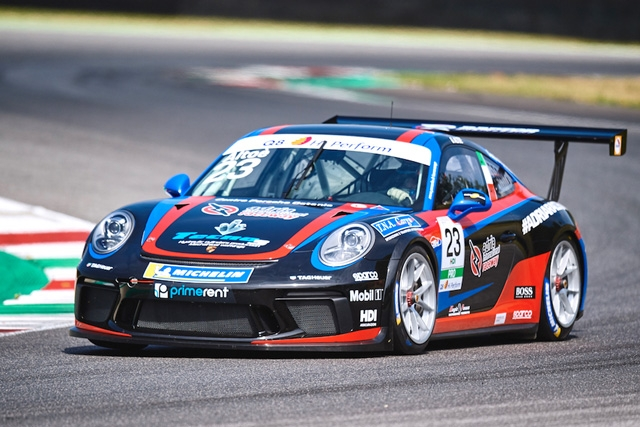 Raptor Engineering si schiera al Mugello in Carrera Cup Italia