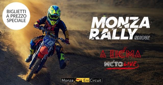 Monza Eni Circuit è partner dell'area MotoLive a EICMA