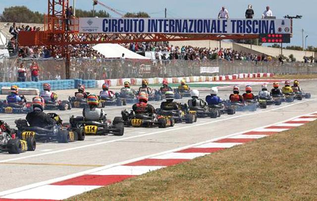 Semaforo verde a Triscina per il quarto appuntamento Karting Sicilia