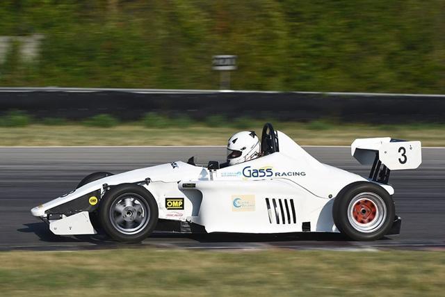 Formula X Italian Series con il giovanissimo Tommaso Lovati