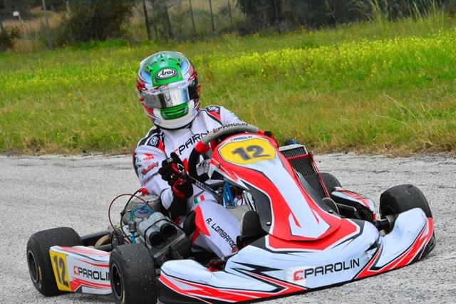 A Minoa il secondo round regionale Karting