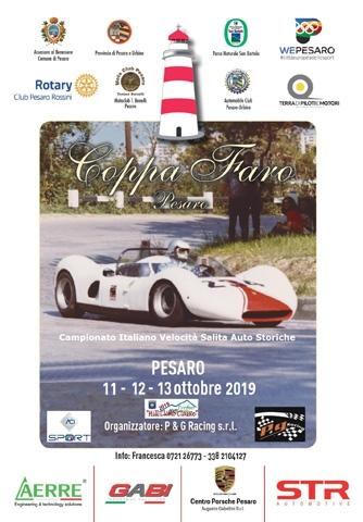 Coppa Faro. A Pesaro motori accesi per l'ultima prova del CIVSA