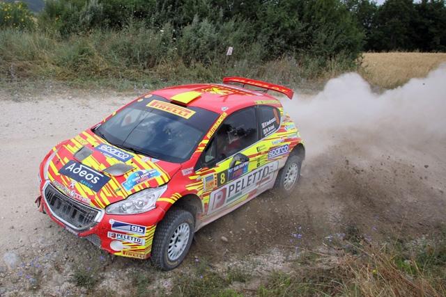 Andreucci –Briania podio nel 47° Rally di San Marino