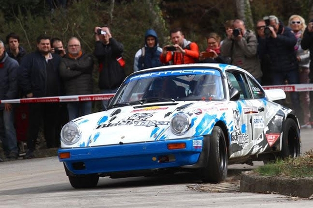 Da Zanche cerca la rivincita al Rally Lana su Porsche gruppo B