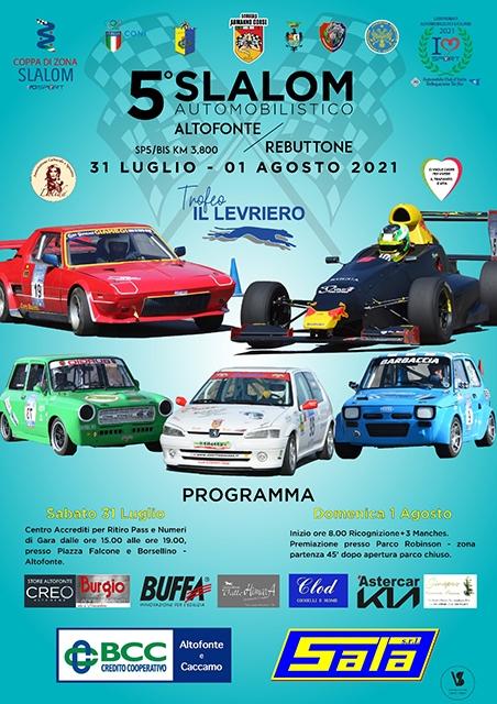 COPPA SLALOM 5^ ZONA - CAMPIONATO SICILIANO