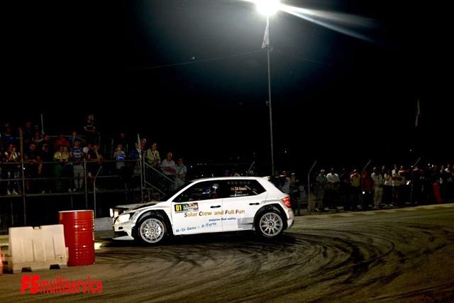 Maurizio di Gesù risponde presente alla Coppa Rally di Zona 2020