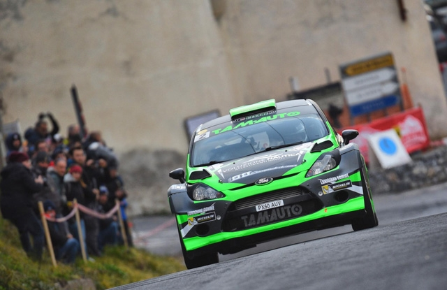 BB COMPETITION E CLAUDIO ARZA' SUL PODIO DEL RALLY RONDE VAL MERULA