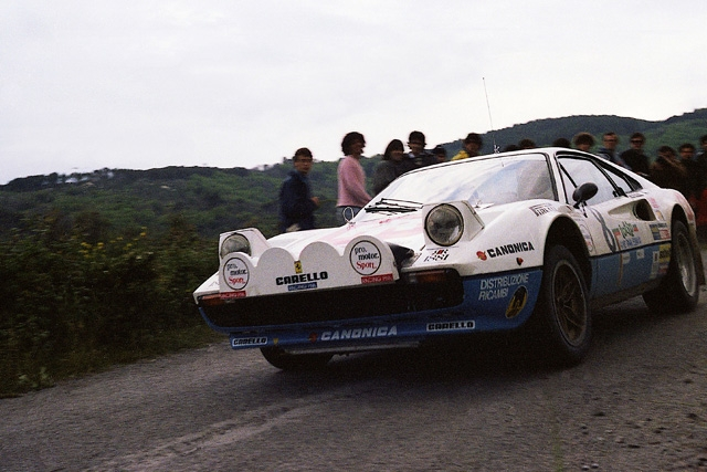 "XXXI Rallye Elba Storico-Trofeo Locman Italy:  passione ""rossa"""