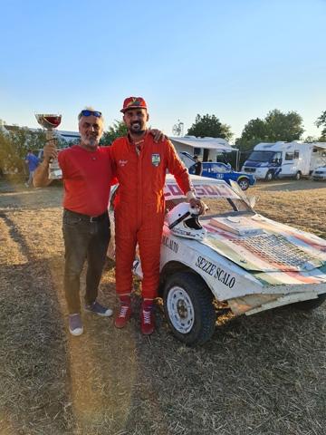 L'ex Campione Italiano Autocross Michael Consoli sceglie il Drcsportmanagement.