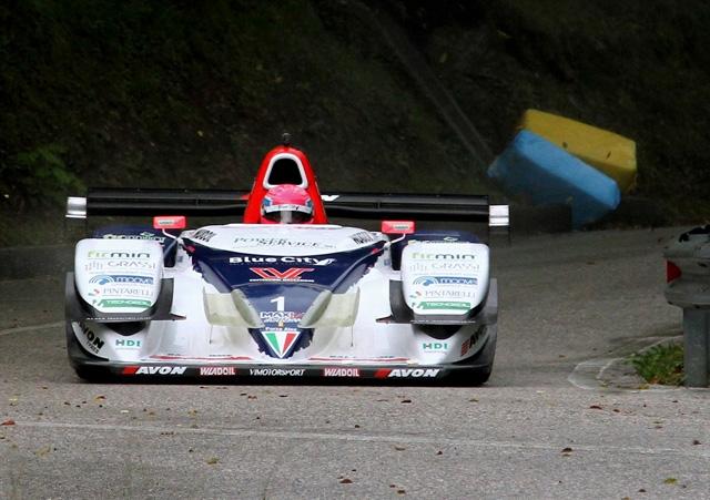 Merli 2° a Cividale (Friuli)  5° Appuntamento Campionato Italiano Velocità in Montagna