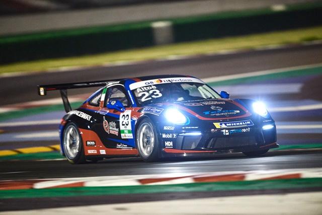 Raptor Engineering avvicina la top-5 nella Carrera Cup Italia