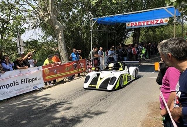 Il 24° Slalom Torregrotta - Roccavaldina apre il Tricolore 2019