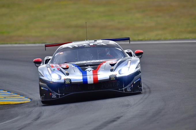 Rovera alla 6 Ore del Bahrain su Ferrari nel Mondiale Endurance