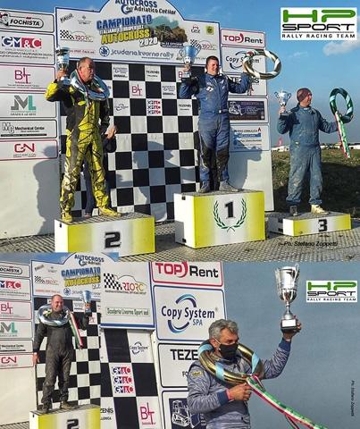 HP Sport RRT domina a Ravenna Due vittorie e un secondo posto