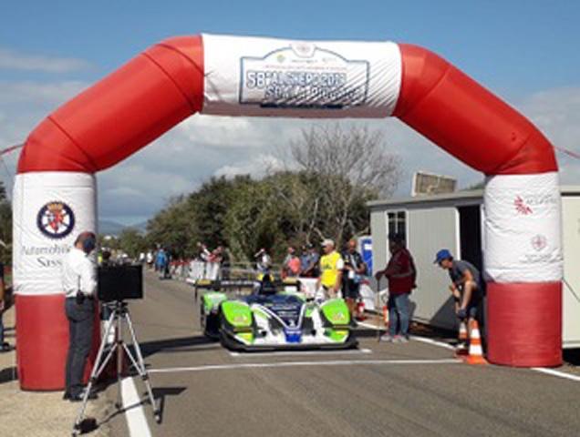 La 59^ Alghero-Scala Piccada 4° round del Tricolore salita 2020